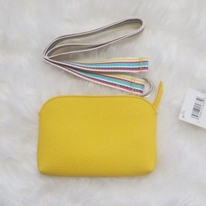 New! Nordstrom Belted Pouch/Fanny Pack